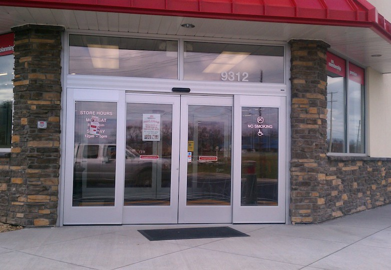 Tennessee Skyline Glass, Inc. Services, Installs, And Maintains   Automatic  Doors, Hollow Metal Doors, Security Gates, And Overhead Doors, And Access  ...